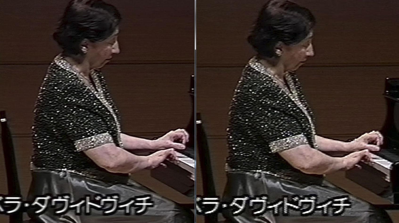 NHK コンサート ベラ・ダヴィドヴィチ