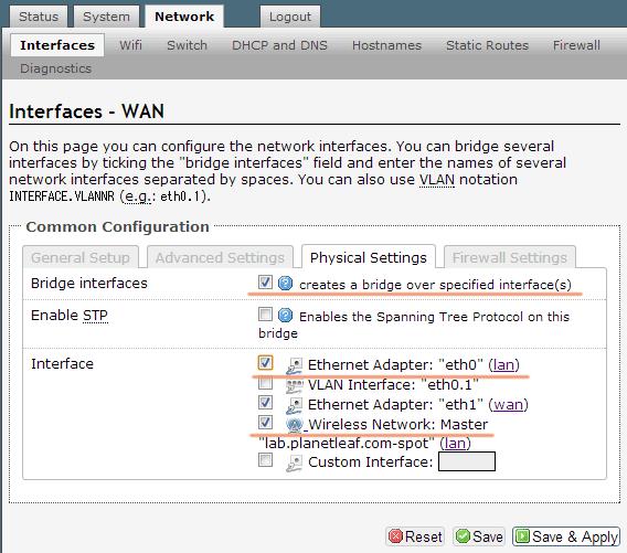openwrt-interface-bridge-wan-dev
