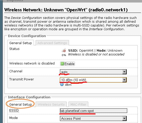 opwnwrt-editing-wifi-general-setup