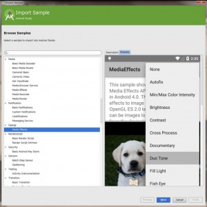android-studio-import-sample